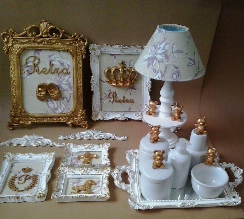 kit decoração do bebê  Wanda Becker  Elo7