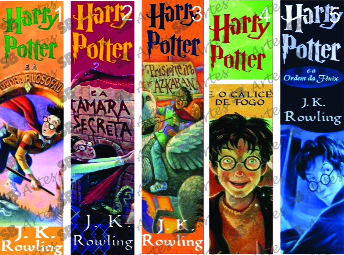 harry potter pagina: