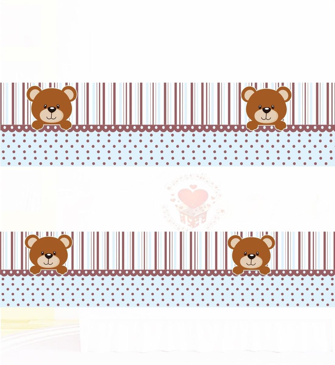 Faixa Para Quarto De Bebe De Ursinho ~ faixa quarto ursinho poa faixa quarto urso