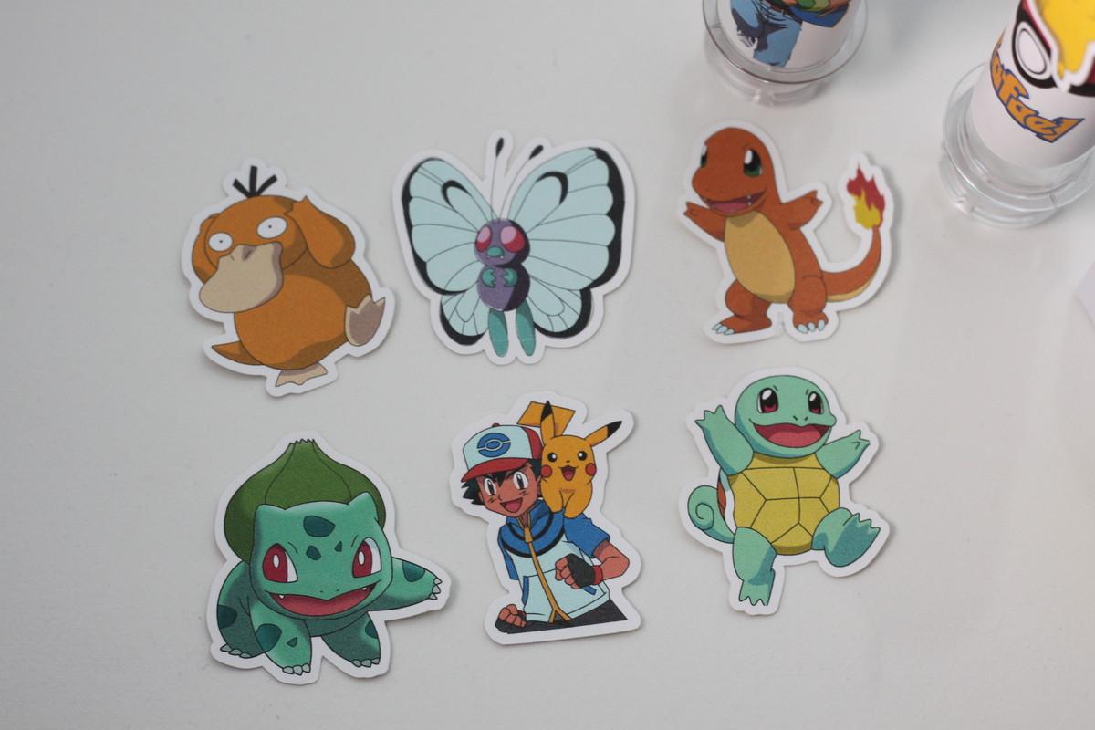 decoracao festa mickey : decoracao festa mickey:Festas > Decoração de Festa Infantil > Tag Sortida Pokémon – 30un