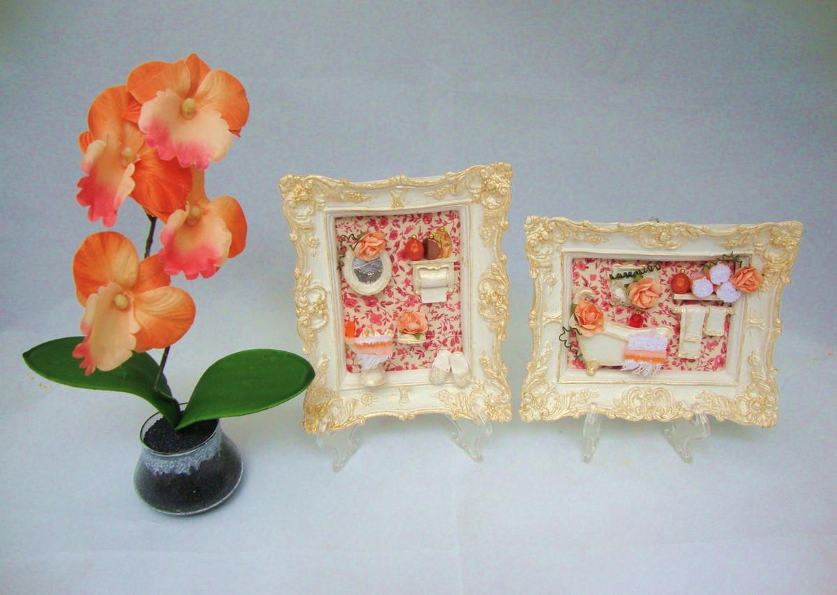 trio quadros vaso lavabo flores trio quadros vaso lavabo lembrancas #A53626 1200x854 Banheiro Com Lavabo Externo