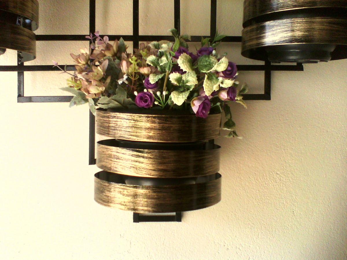 trelica jardim vertical:para jardim vertical com vasos promocao trelica para jardim vertical