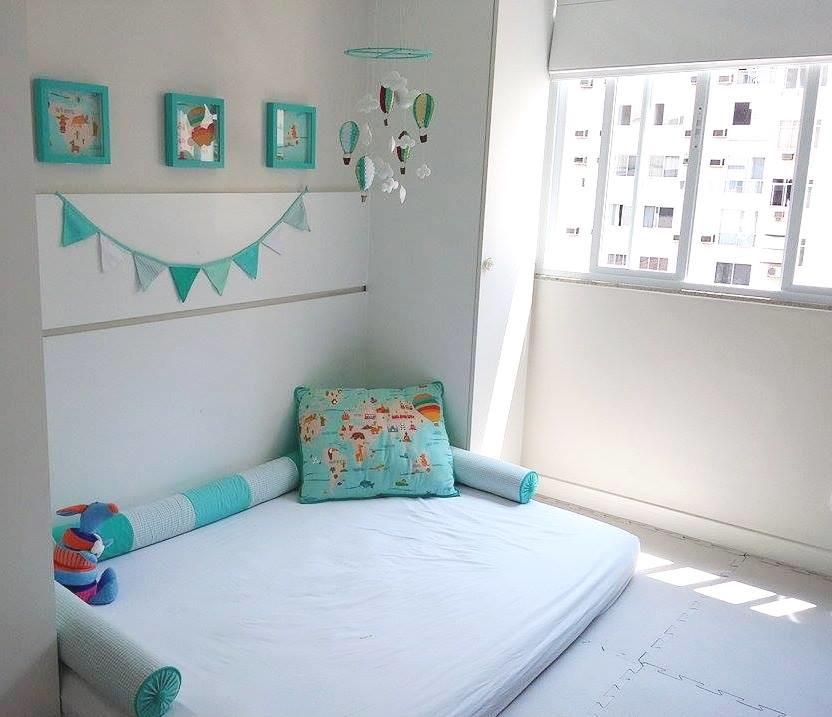 Quarto montessoriano irm s sampaio elo7 for Cuarto montessori