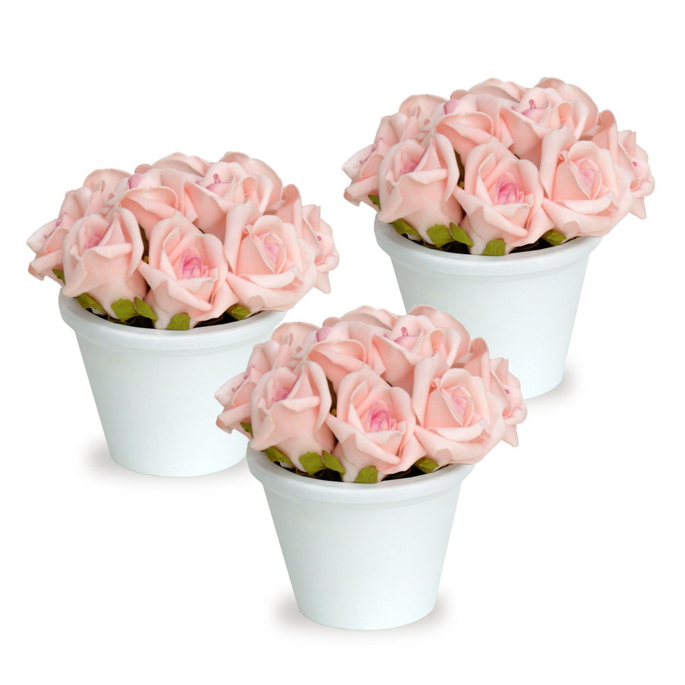Arranjo de Flores artificiais festas Felicitadecor Elo7 -> Decoração Arranjos De Flores Artificiais