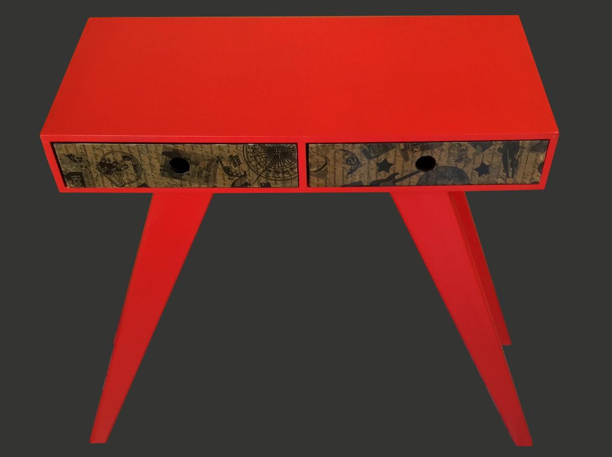aparador retro duas gavetas vermelho aparador retro duas gavetas retro #B51F16 1200x896