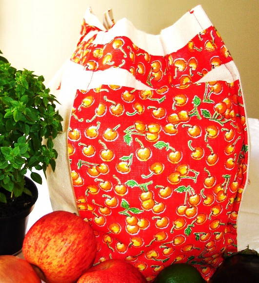 ECO-bag (Cerejinhas)