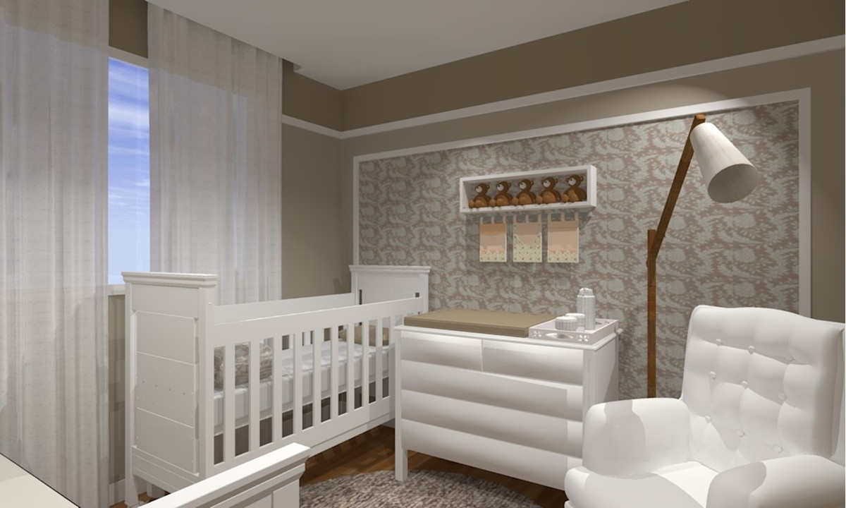 Quarto De Bebe Provencal Neutro Jpg Pictures to pin on