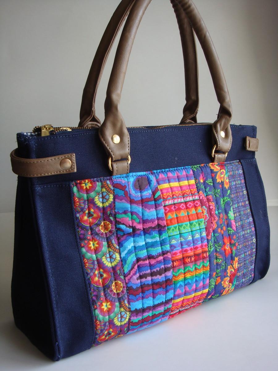 Bolsa De Tecido Pinterest : Moldes de bolsas tecido no melhores ideias