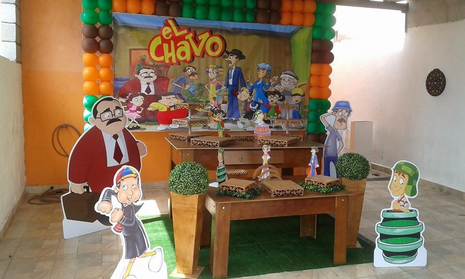 decoracao festa guarulhos: decoracao-chaves-decoracao-chaves locacao-decoracao-chaves-guarulhos