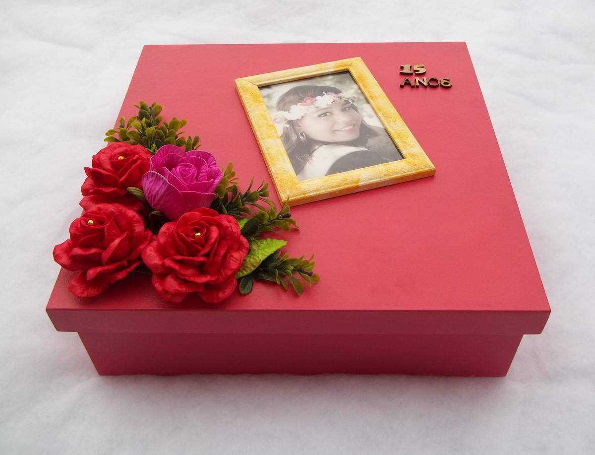 de 15 anos enfeite caixa decorada em mdf festa de 15 anos enfeite #AB8120 1200x917