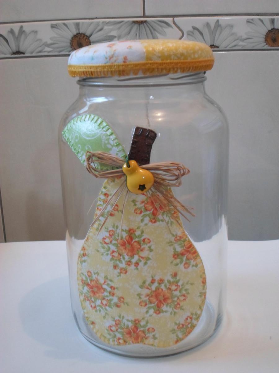pote de vidro patchwork em tecido decoracao pote de vidro patchwork em