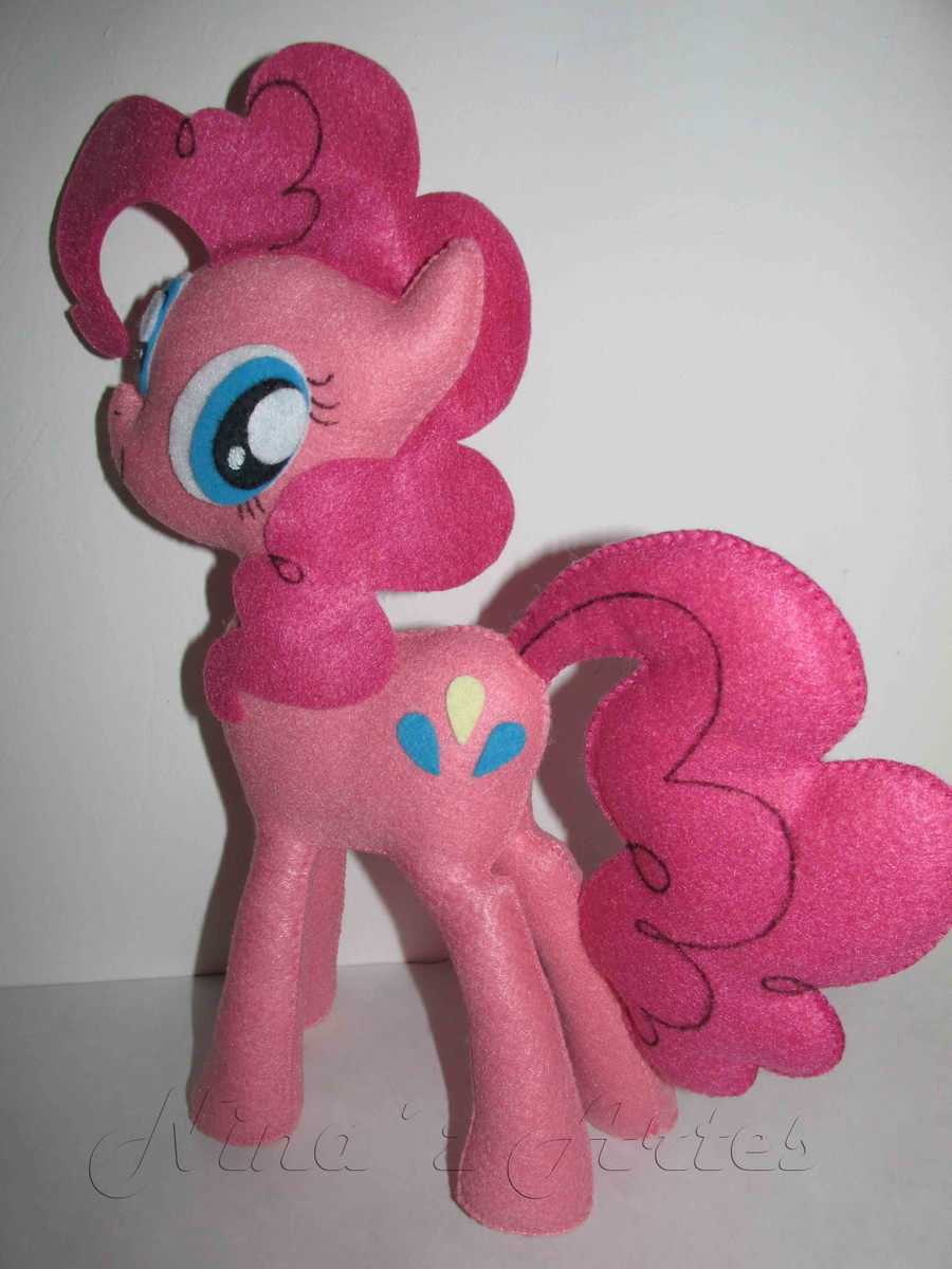 My Little Pony Pinkie Pie S Strawberry Milkshake Recipe
