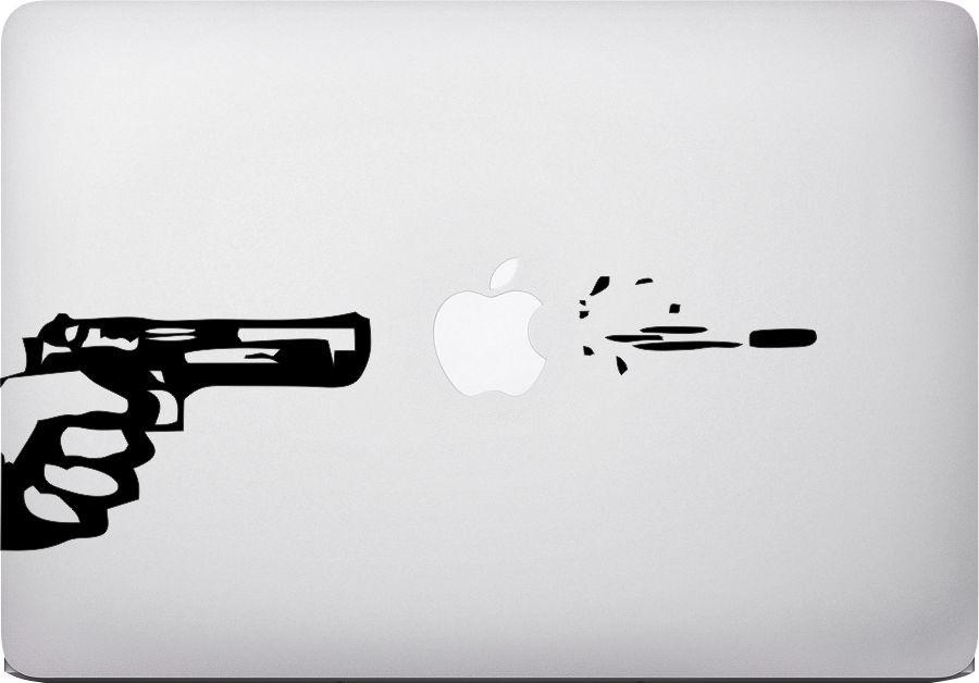 Artesanato Pernambuco ~ Adesivo Arma Criativa para Macbook no Elo7 Wegloo (4FE41A)