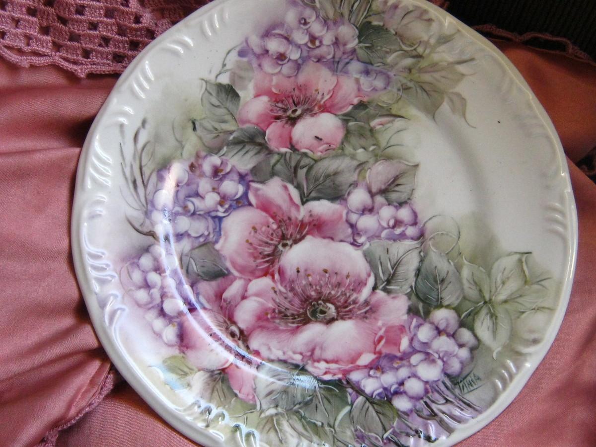 de porcelana presente de bodas prato pintado de porcelana presente de  #74393B 1200x900