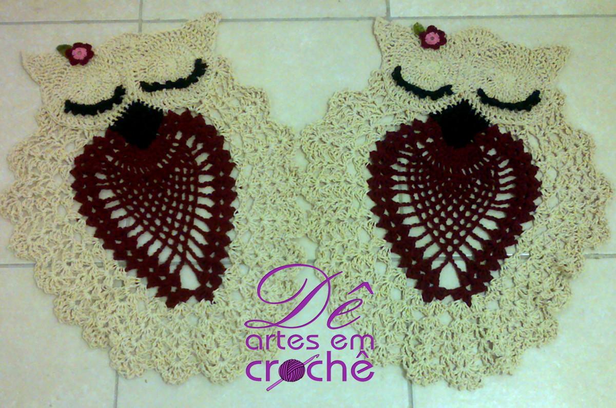 Tapetes de crochet related keywords tapetes de crochet for Tapetes de crochet