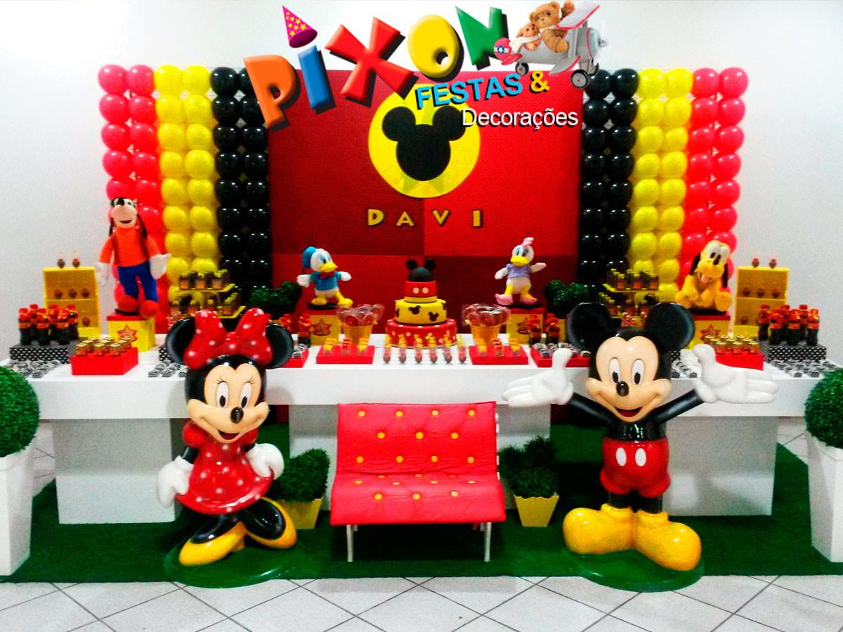 decoracao festa mickey : decoracao festa mickey: Festas > Decoração de Festa Infantil > Decoração Mickey e Minnie