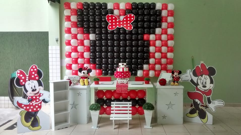 minnie decoracao clean minnie vermelha decoracao minnie vermelha