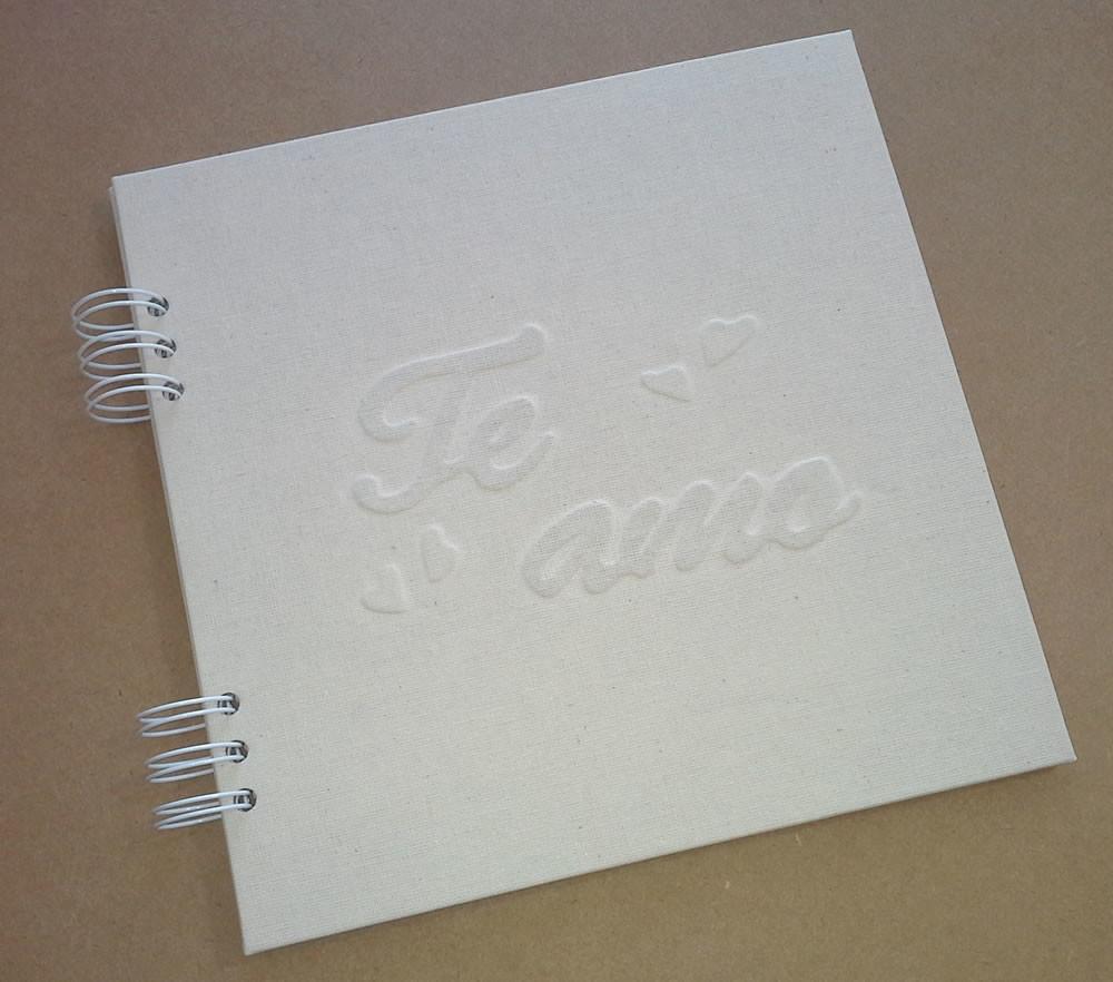 Início > Papel e Cia > Scrapbook > Album Scrapbook Dia dos Namorados