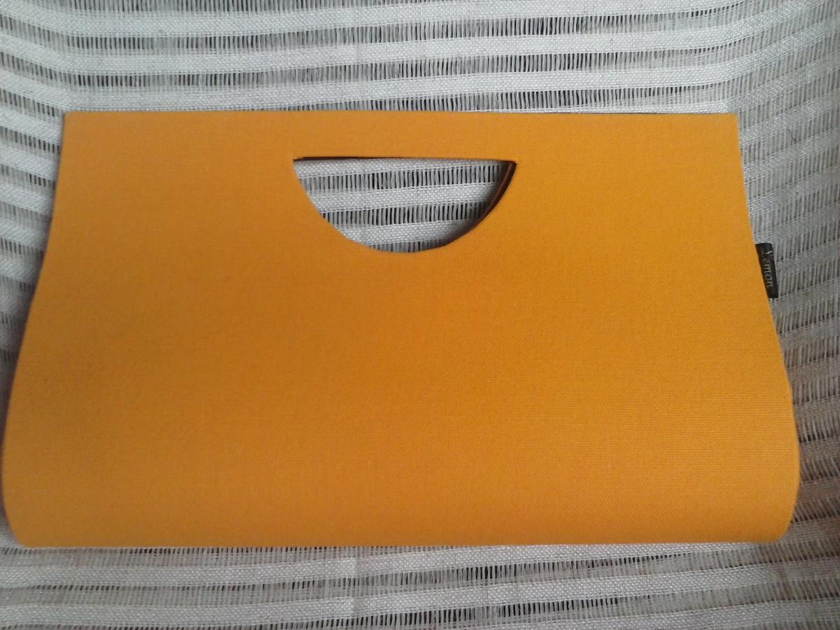 Bolsa De Mão Amarela : Bolsa de m?o color amarela lemon elo