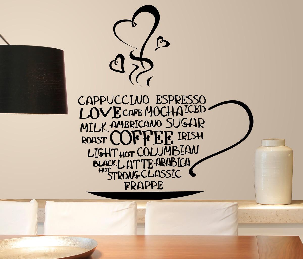 """Aparador Azul Tifany ~ xícara love café""""frete grátis"""" Decoreacasa Elo7"""
