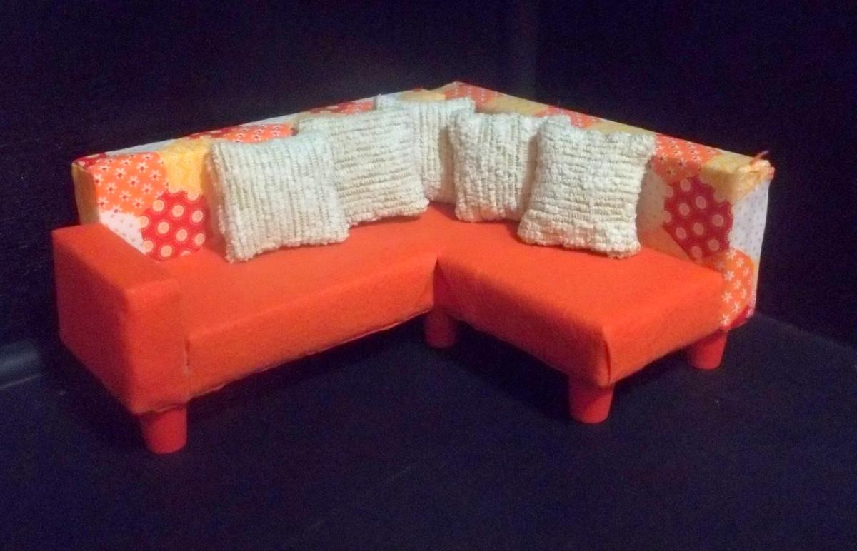 sofa de canto para barbie 02 miniaturas sofa de canto para barbie 02  #BD2D0E 1200x772