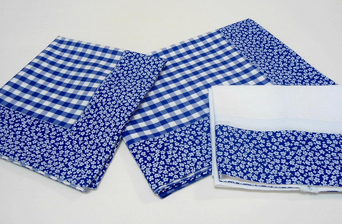 kit decoracao cozinha : kit decoracao cozinha:kit-cozinha-azul-artesanal-conjunto-para-cozinha.jpg