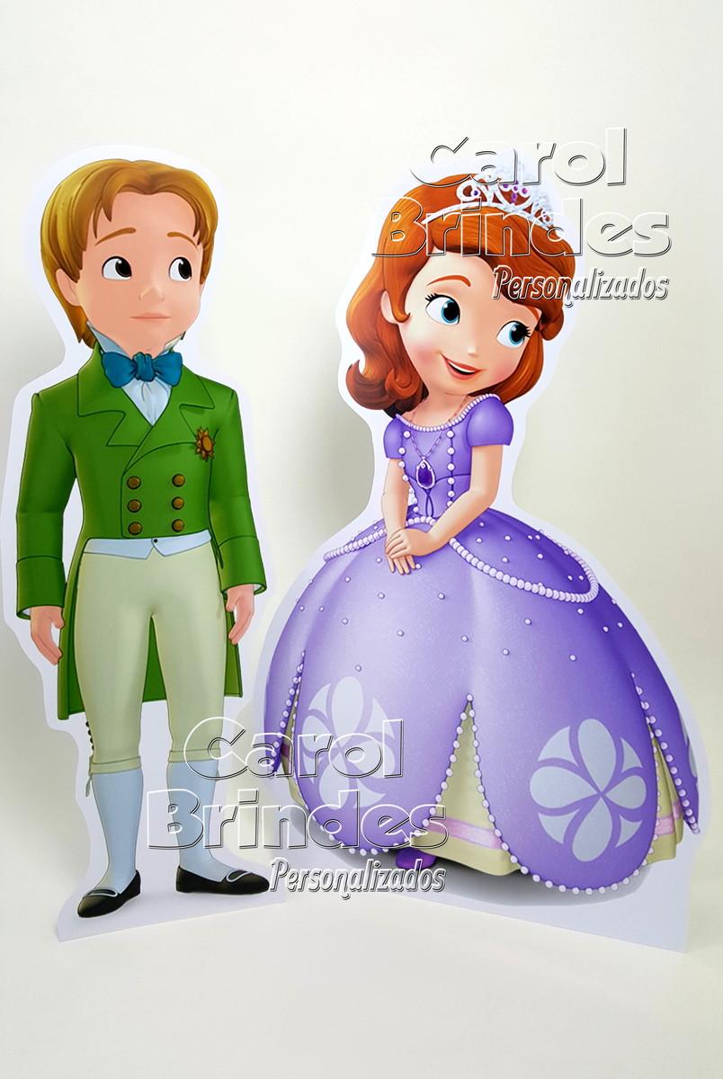 Display de 90cm da princesa sofia em pvc no elo7 carol - Foto princesa sofia ...