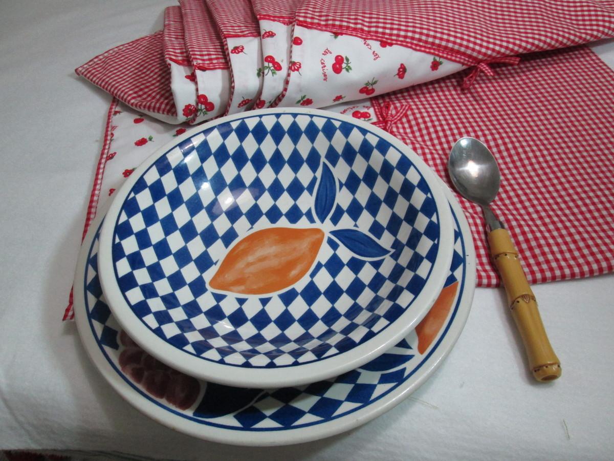 Jogos americanos petite petite t r ze elo7 for Cama e mesa