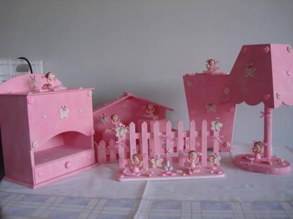 Kit de Quarto de Bebê, completo  Ateliê Fabrica dos Sonhos  Elo7