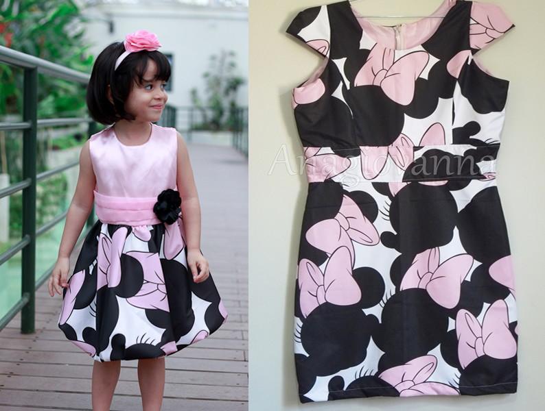 vestidos-minnie-rosa-mae-e-filha-vestido-da-minnie Zoom