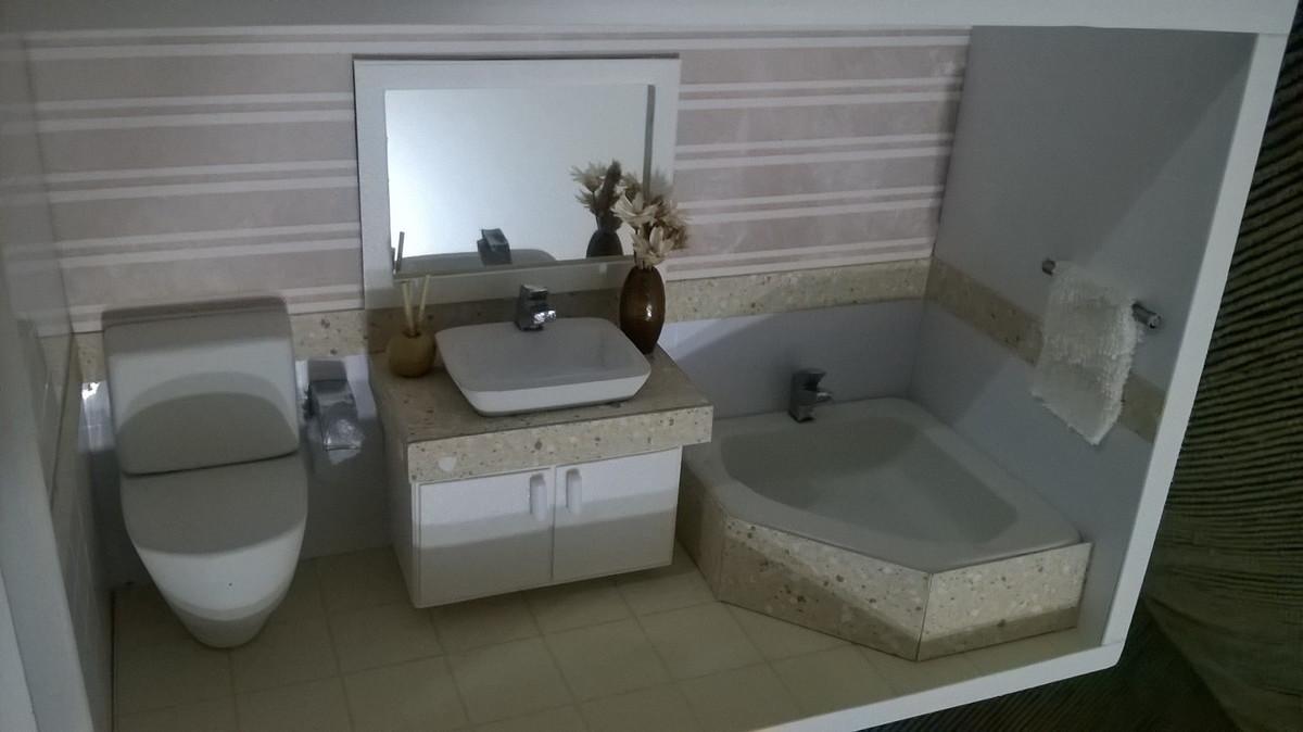 Cenário de banheiro com hidro  Schimidt Artes  Elo7 # Banheiro Moderno Com Hidro