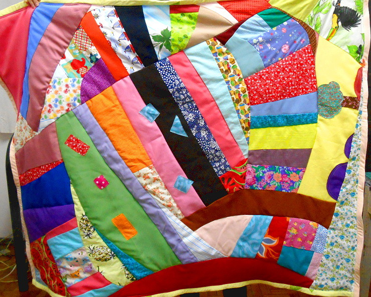 Tapete Patchwork Simples : tapete-patchwork-grande-e-fofo-patchwork tapete-patchwork-grande-e