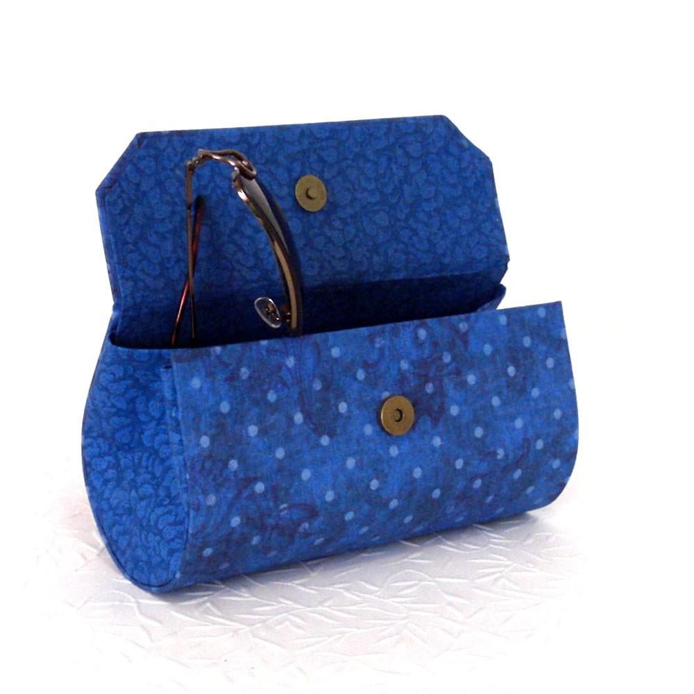Bolsa ou porta culos no elo7 talento criativo 5a60fe for Porta oculos