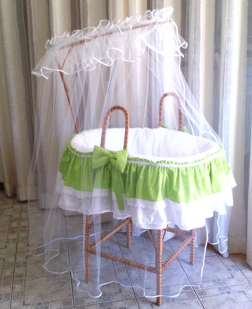 Kit cesto de vime atelier do beb elo7 - Cesto para mantas ...