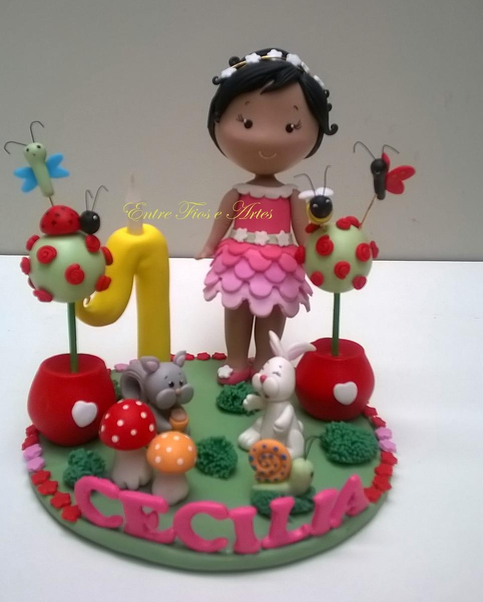 topo de bolo jardim encantado encantado topo de bolo jardim encantado