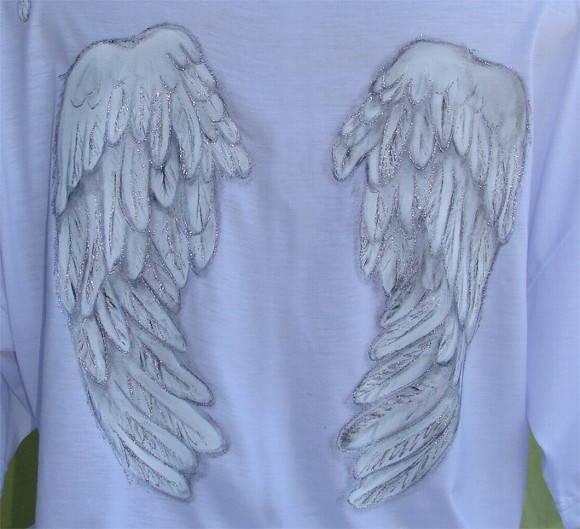 asas de anjo ficam - photo #9