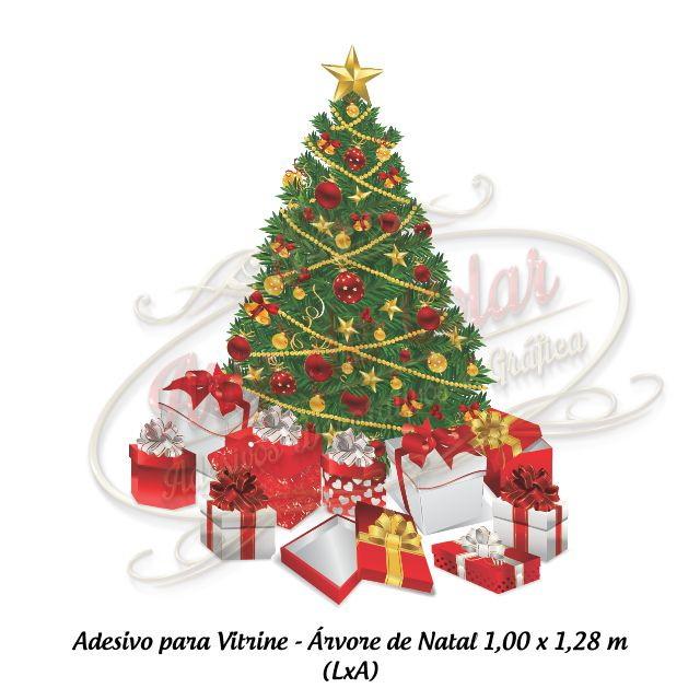Armario Locker Metalico ~ Adesivo para VitrineÁrvore de Natal Arte de Colar Adesivos Decorativos Elo7