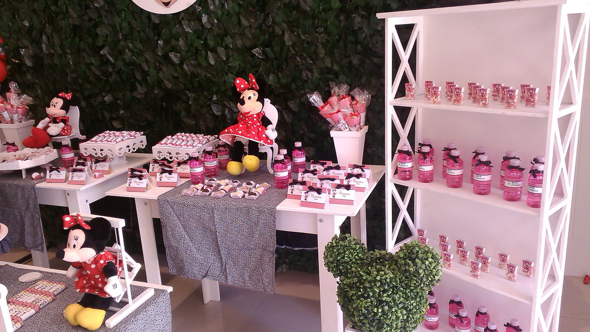 com muro ingles decoracao minnie decoracao minnie com muro ingles muro