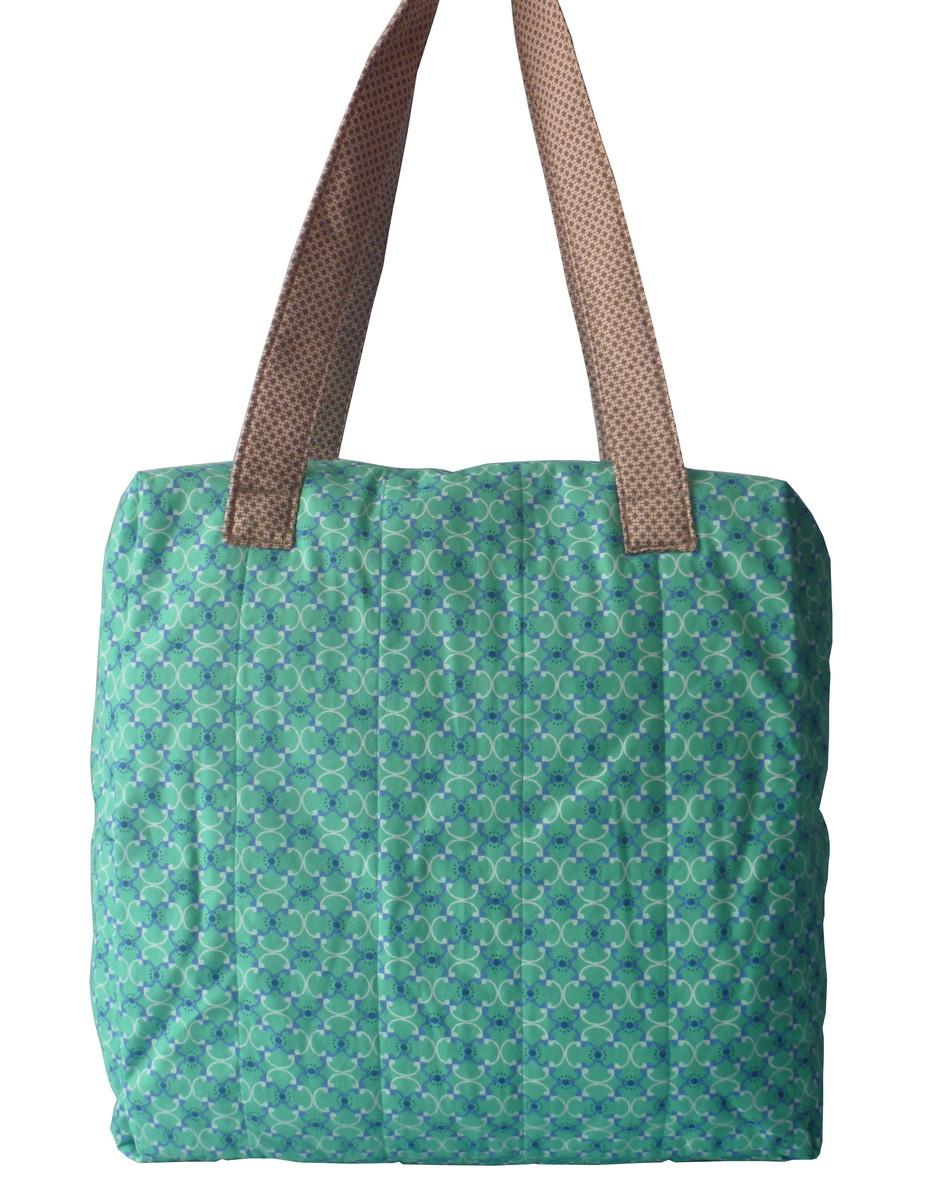 Bolsa De Ombro Para Viagem : Bolsa grande em patchwork brigitte bags elo