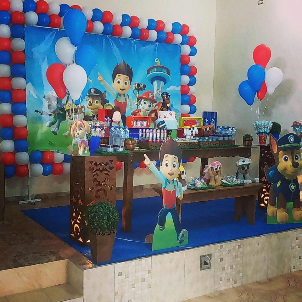 decoracao festa infantil patrulha canina : decoracao festa infantil patrulha canina:painel patrulha canina locacao painel zoom