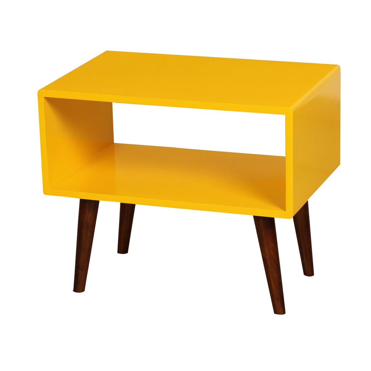 mesa de centro retr bella decora elo7