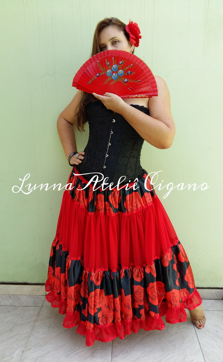 Dama de vermelho - 1 3
