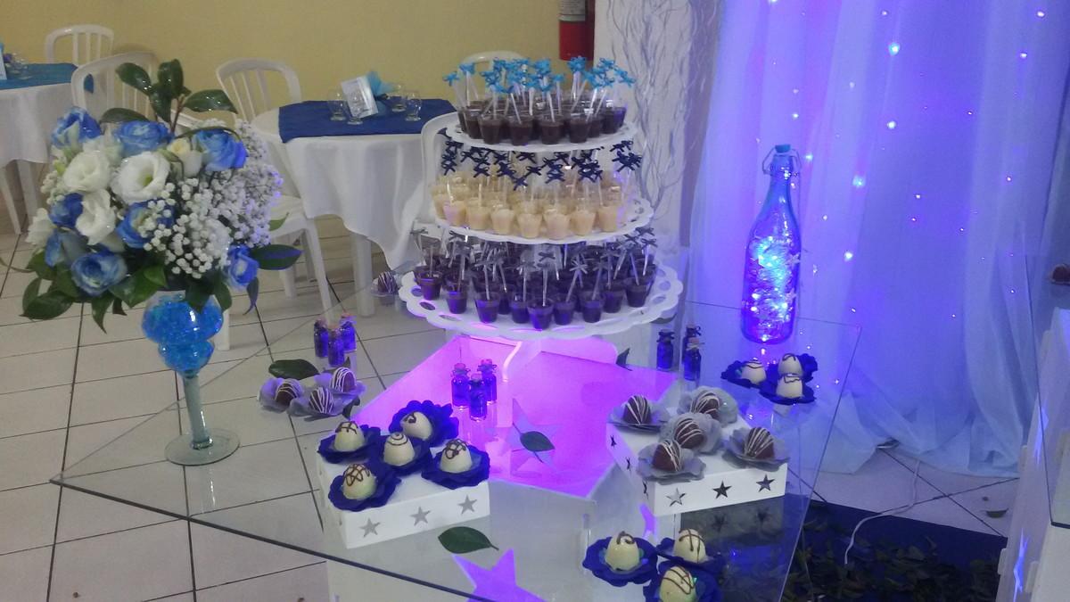 decoracao branca e azul ? Doitri.com