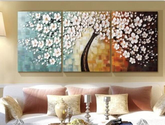 Pintura em tela abstrato moderno jk galeria de artes elo7 for Objetos decorativos para el hogar