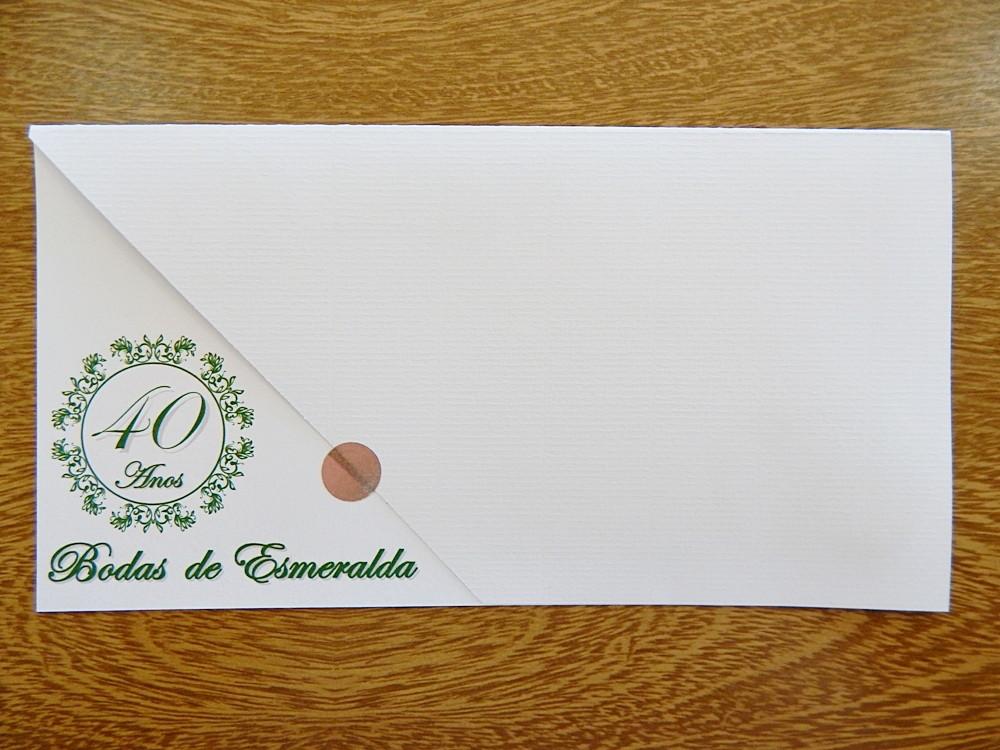 Convite Ibiza Bodas De Esmeraldas No Elo7 Papelac