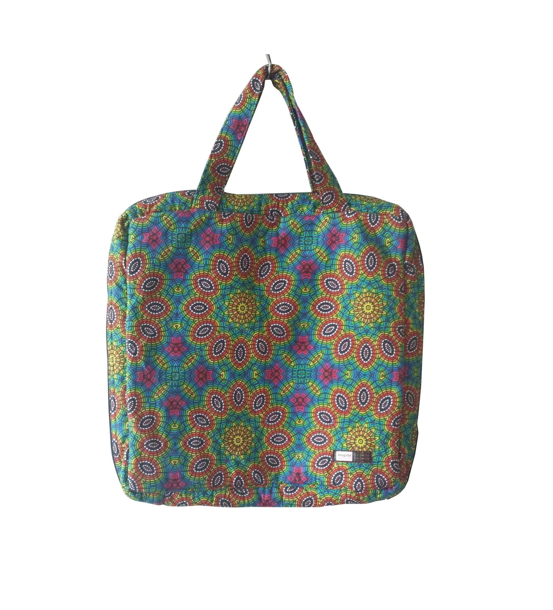 Bolsa De Tecido Hippie : Pasta universit?ria grande hippie brigitte bags elo