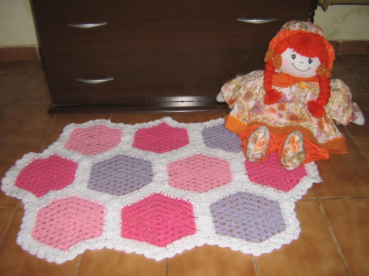Pin Tapete Para Quarto De Bebê De Algodão Retangular Rosa  ~ Tapete Para Quarto De Bebe Ursa