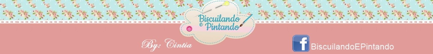 Biscuilando e Pintando