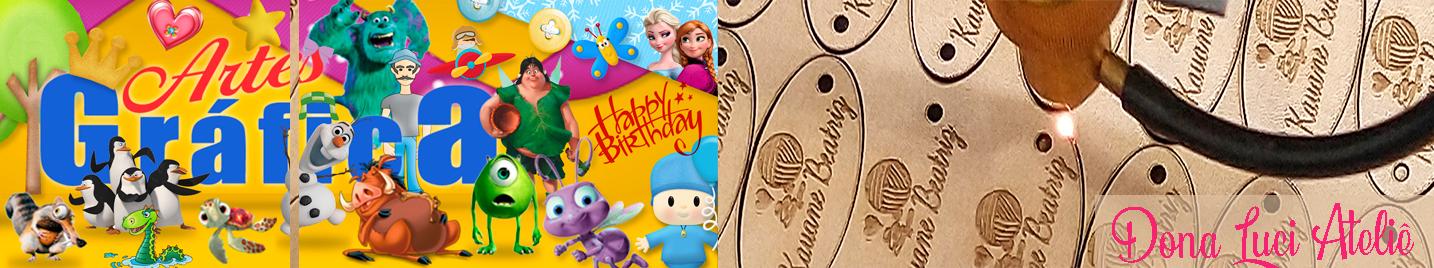 Kit Festa Infantil Digital e Lembrancinhas