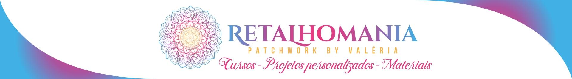 Retalhomania Patchwork